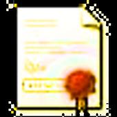 Certificandroid icon