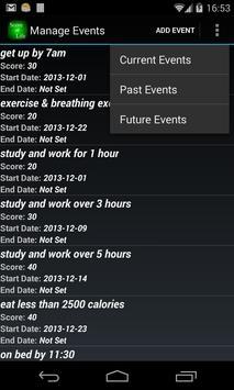Score of Life apk screenshot