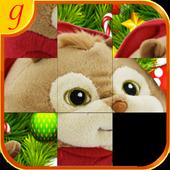 Sliding Puzzle of Chipmunks icon