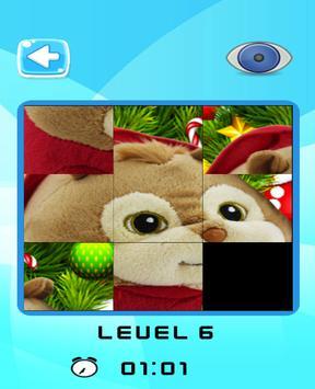 Sliding Puzzle of Chipmunks screenshot 2