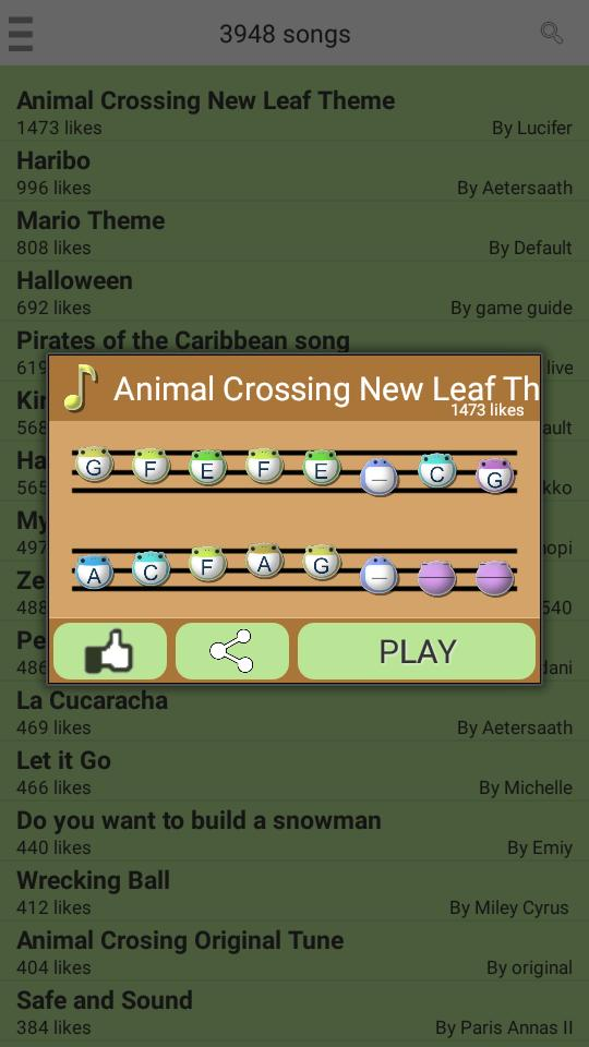 Town Tunes Animal Crossing for Android - APK Download