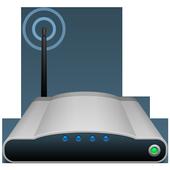 Router passwords icon