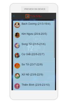 12 Cung Hoàng Đạo screenshot 3