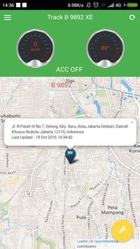 Wheelio – Car GPS Tracker poster