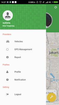 Wheelio – Car GPS Tracker screenshot 1