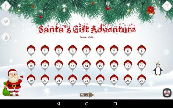 Santa's Gift Adventure apk screenshot