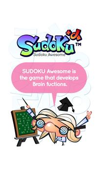 Sudoku Awesome poster