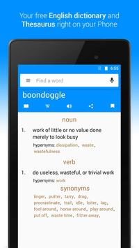 Dictionary Offline Dictionary poster