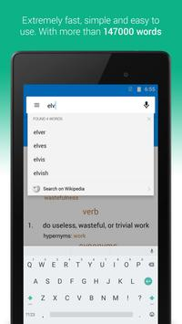 Dictionary Offline Dictionary apk screenshot