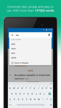 Dictionary Offline Dictionary screenshot 1