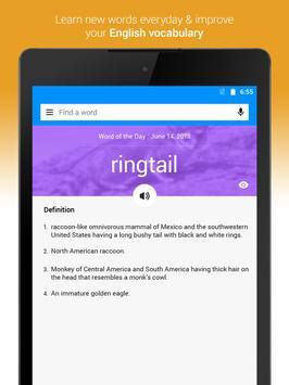 Dictionary Offline Dictionary screenshot 9