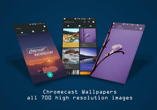 Wallpapers From Chromecast Poster