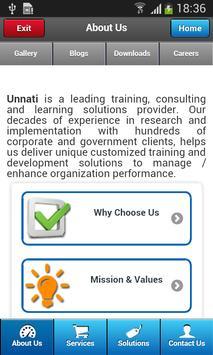 Unnati Unlimited screenshot 2