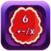 Numbers Math Brain Puzzle Game icon