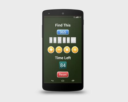 Numbers Math Brain Puzzle Game apk screenshot