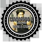 Commando 2 Movie Lyrics Full icon