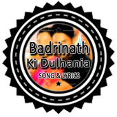 Badrinath KiDulhania Lyrics OK icon