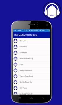 Bob Rasta 20 Hits Greatest apk screenshot