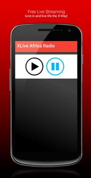XLive Africa apk screenshot