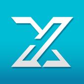 X Locker icon