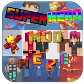 Heroes Mod PE Minecraft X icon