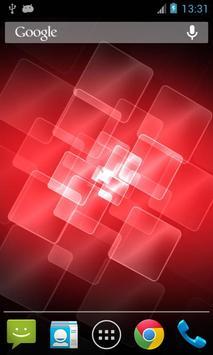 Holo Grid Live Wallpaper apk screenshot