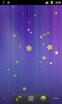 Stars Live Wallpaper poster