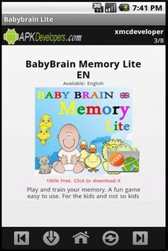 Babybrain Lite screenshot 6