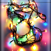 Christmas Wallpaper Edge icon