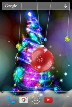 Xmas Ornaments Livewallpaper poster