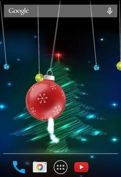 Xmas Ornaments Livewallpaper screenshot 1