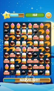 Santa Jewels Rush Ice Cream Clockmaker Quest 2017 apk screenshot