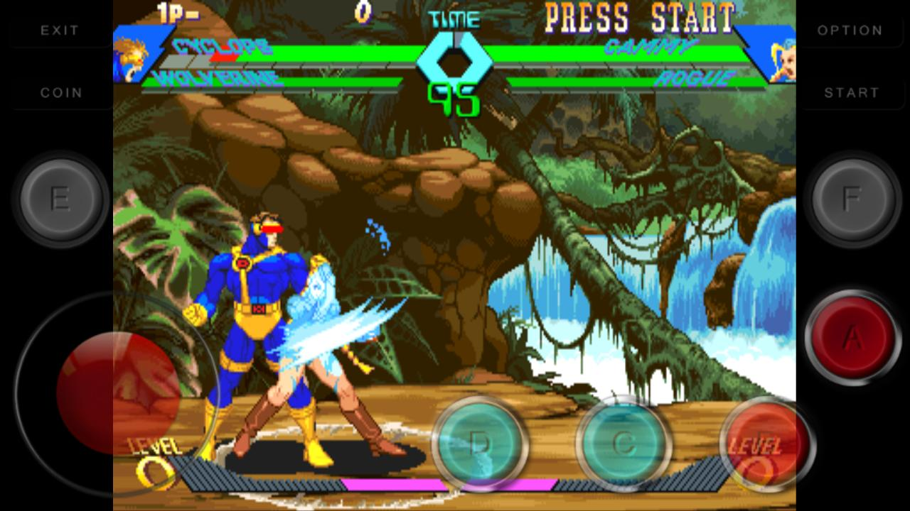 Code X Men Vs Street Fighter For Android Apk Download