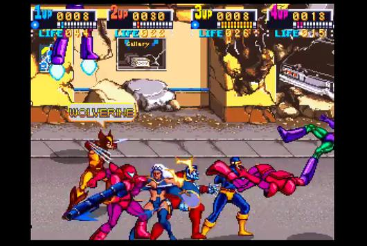 Guide X-Men screenshot 1