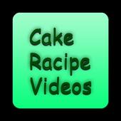 Cake Racipe Videos icon