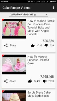Cake Racipe Videos poster