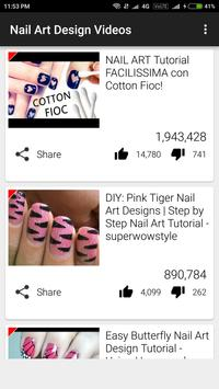 Nail Art Design Videos Apk Download Free Entertainment App For