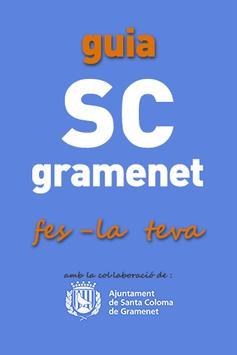 Santa Coloma de Gramenet Guide poster