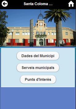 Santa Coloma de Gramenet Guide apk screenshot