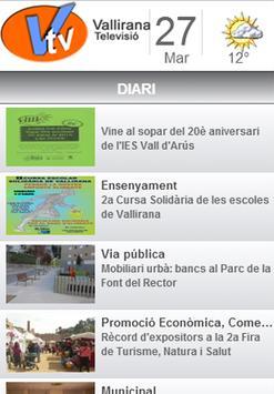 Vallirana TV screenshot 3