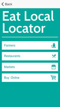 Eat Local apk screenshot