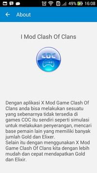 I Mod Clash Of Clans apk screenshot