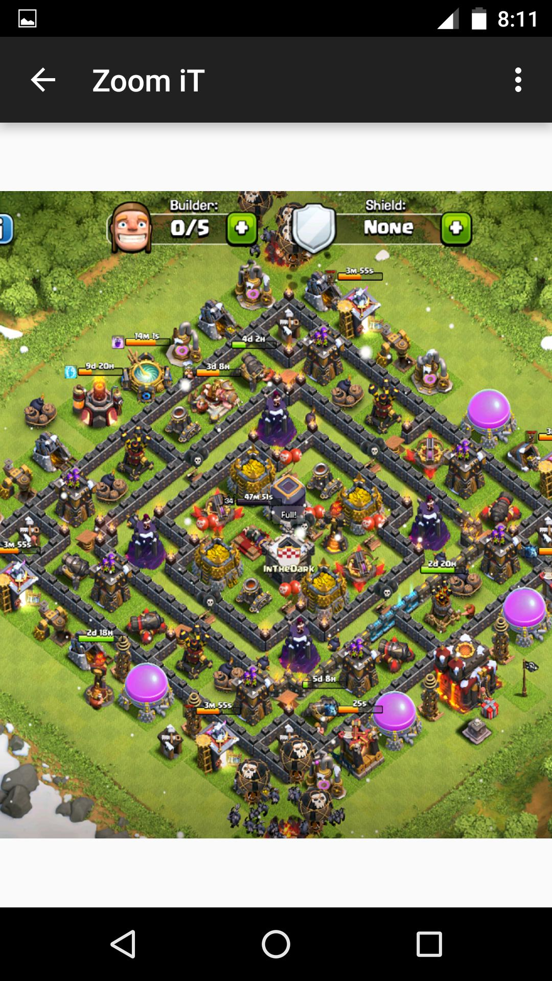 Xmod For Coc Base Layouts for Android - APK Download