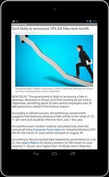 The Economic Times apk screenshot