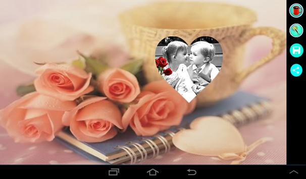 Coffee Cup Photo Frame apk screenshot