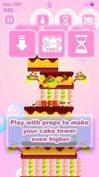 Fantasy Cake Tower screenshot 2