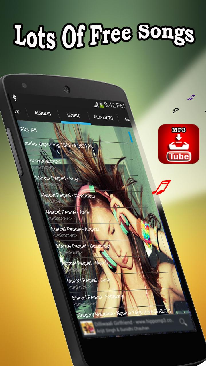 Tube Mp3 Free Music for Android - APK Download