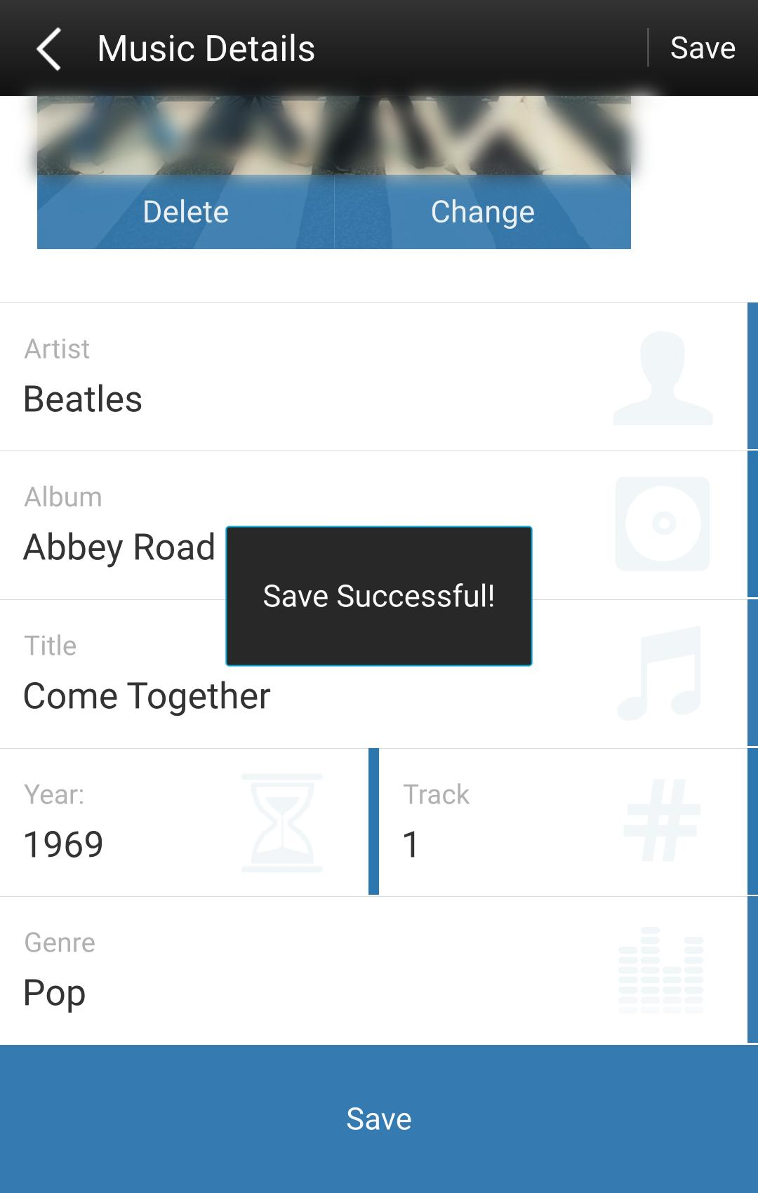 Music Doctor - ID3 Tag Editor for Android - APK Download