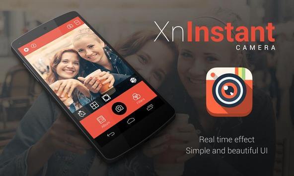 InstaCam - Camera for Selfie poster