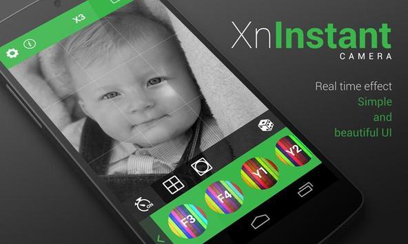 InstaCam - Camera for Selfie apk screenshot